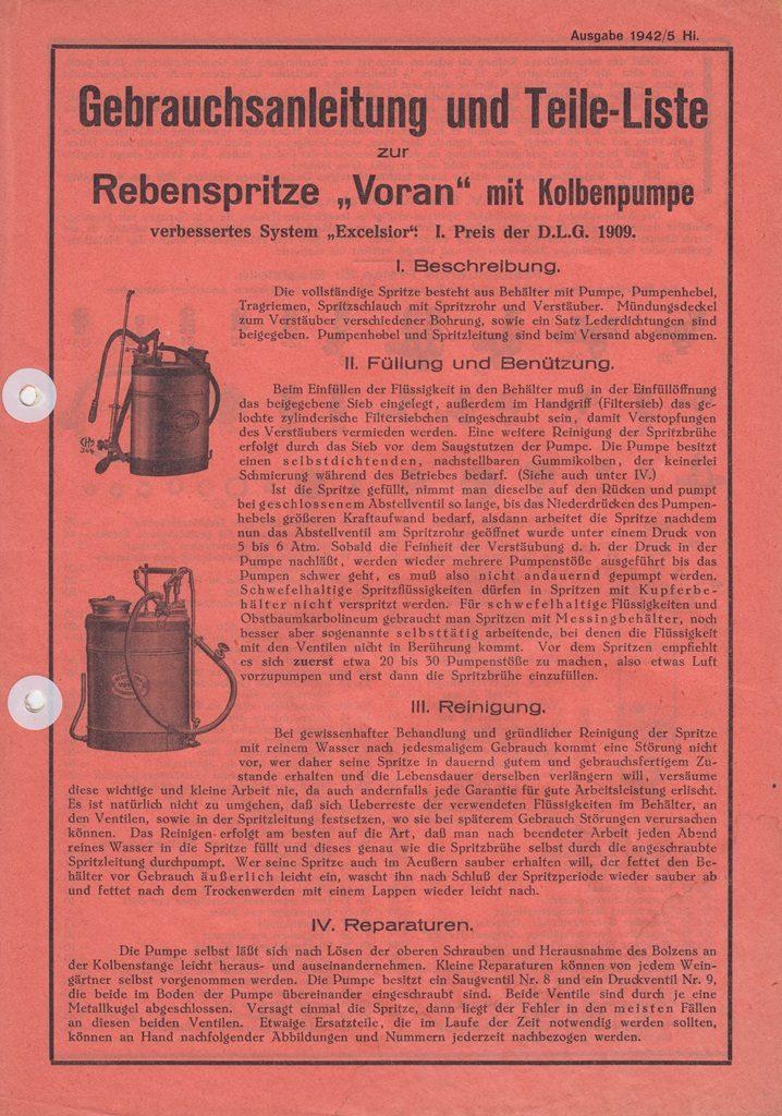 http://holderspritze.de/wp-content/uploads/2018/06/1942-Gebrauchsanleitung-und-Teile-Liste-Voran-1-718x1024.jpeg