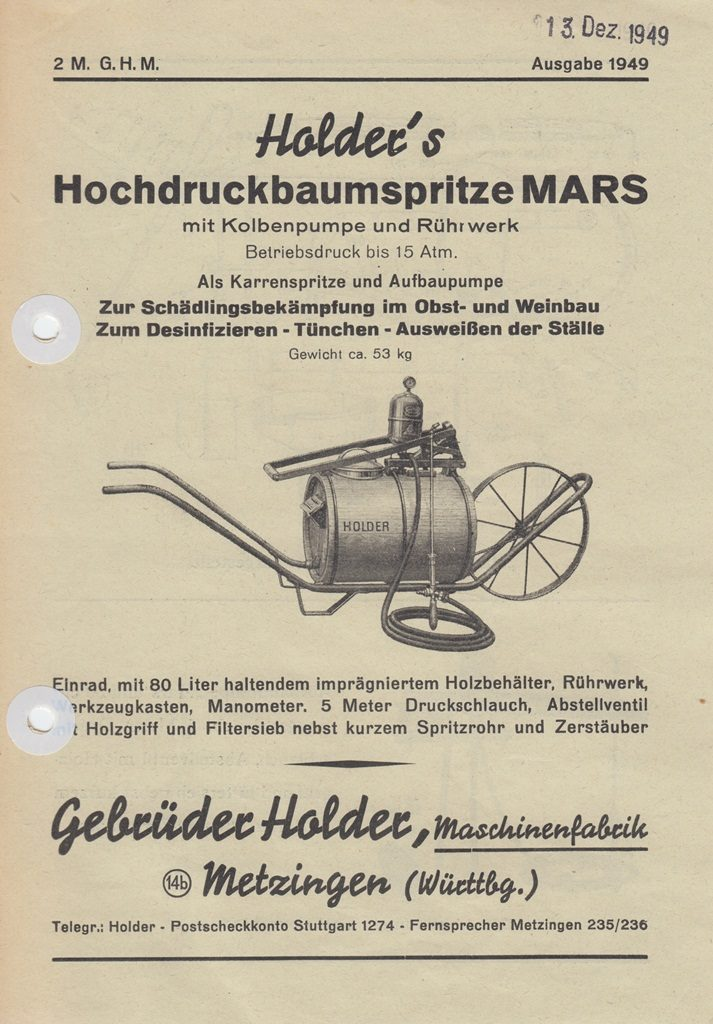 http://holderspritze.de/wp-content/uploads/2018/06/1949-Hochdruckbaumspritze-Mars-713x1024.jpeg