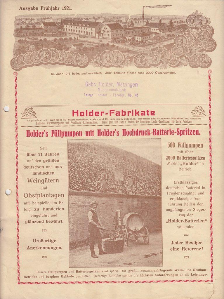 http://holderspritze.de/wp-content/uploads/2019/07/1921-Holder-Fabrikate-Ausgabe-Frühjahr-767x1024.jpeg