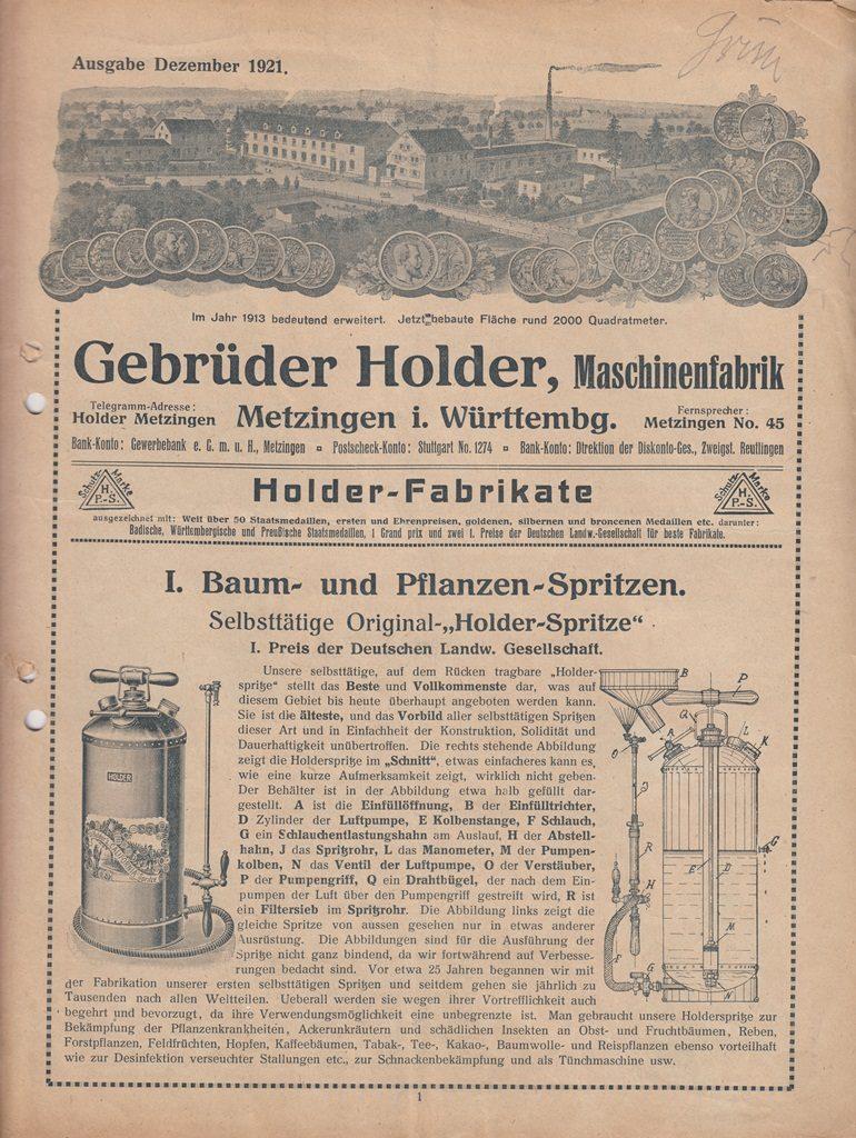 http://holderspritze.de/wp-content/uploads/2019/07/1921_Holder-Fabrikate-0-770x1024.jpeg